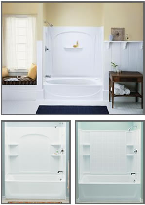 Bathtub & Shower Units by Munro Products